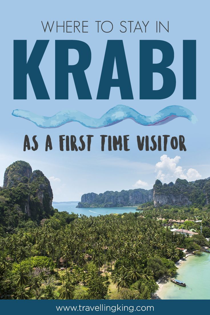Where to stay in Krabi as a first  time visitor    krabi thailand | krabi thailand things to do | krabi thailand resorts | krabi thailand  hotels | krabi vs phuket | #Krabi #Thailand