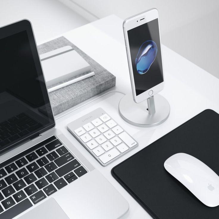 シンプルさが洗練さに出会う時 iPhone充電スタンド www.amazon.co.jp/dp/B01B59TYFG  マウスパッド www.amazon.co.jp/dp/B01K629WK0 USB充電式テンキー www.amazon.co.jp/dp/B01J4D1KIY