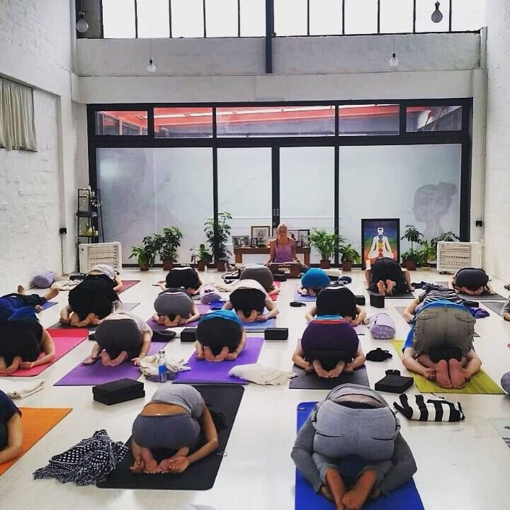 New Post: Yoga Cape Town with Misch M