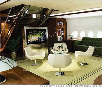 Inside View of A380 Airbus   360oz.com