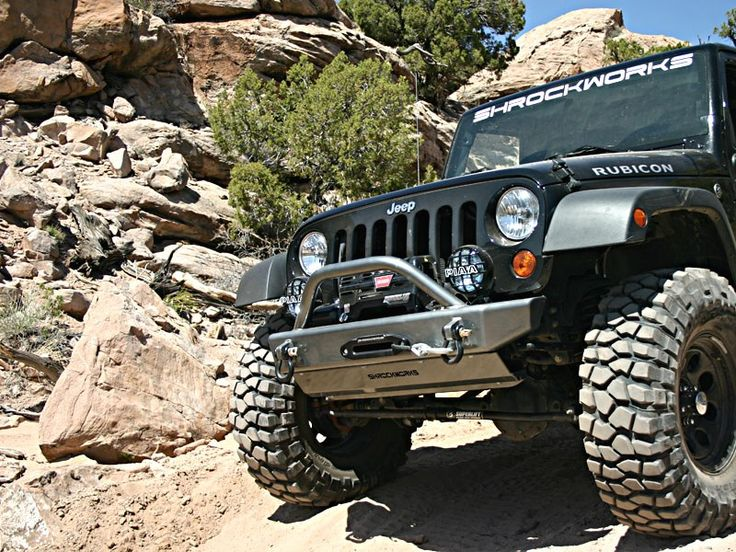 Great  Cheap Jeep Bumpers