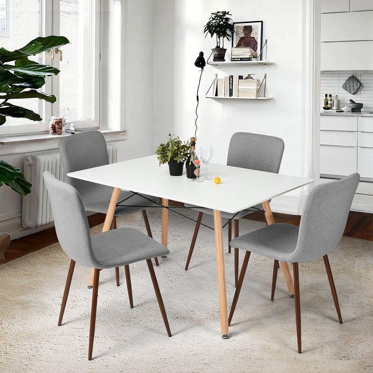 Die besten 25+ Küchenstuhlkissen Ideen auf Pinterest Sitzkissen - esszimmer weis landhaus