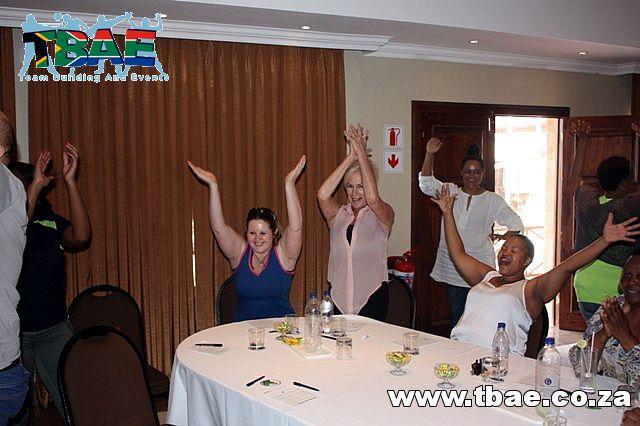 SAICA Minute to Win It Team Building at Glenburn Lodge in Muldersdrift #SAICA #MinuteToWinIt #TeamBuilding #TBAE