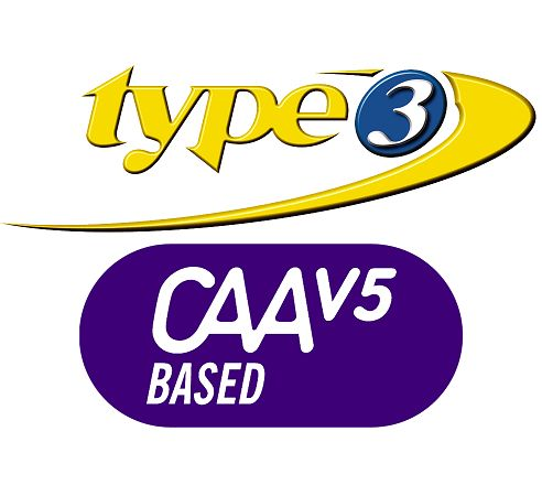 14 best type3 caa v5 gui images on pinterest environment a logo type3 caa v5 logo sciox Gallery