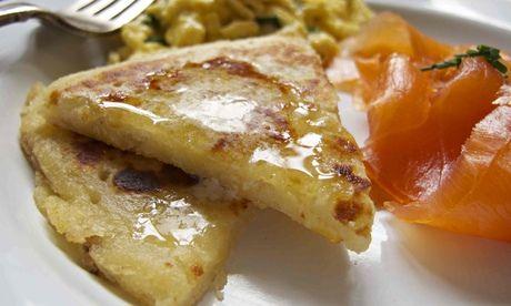 How to cook the perfect tattie scones (potato pancakes)