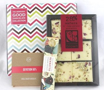 Chocolate Gift Pack for Her, made by The Seriously Good Chocolate Company. $61 NZD