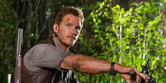 chris pratt jurassic world | Chris Pratt Talks 'Jurassic World' Raptors, Hunting Elk & Return ...