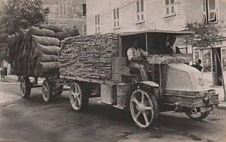1922 Avenue Carnot (camion tracteur Latil )