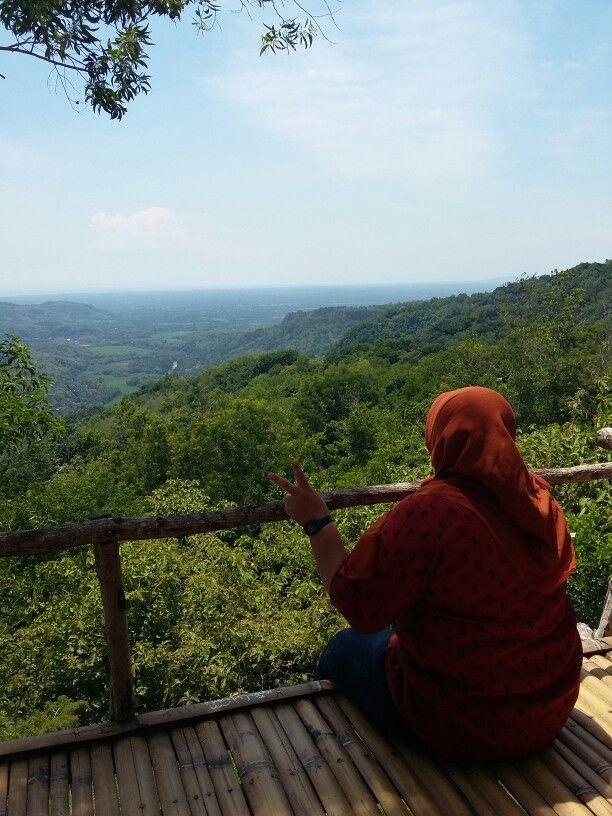 Gardu pandang mangunan