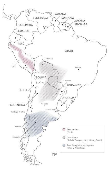 Tierra de Encuentros Cielos y Colores, Arte de Sudamerica Hoy y Ayer, Salas