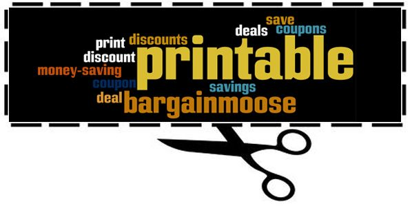 Loads of Canadian printable coupons!