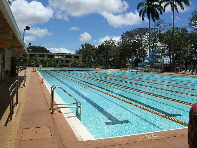 Miss the Olympic size pool at Schofield Barracks!!!