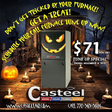 Casteel Heating, Cooling, Plumbing, and Electrical - Google+