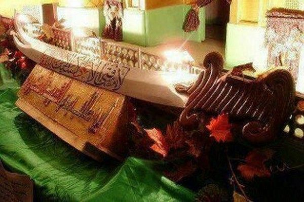 Zulfiqar Sword Mola Ali Islamic Hd Background: Talwar Of Hazrat Ali