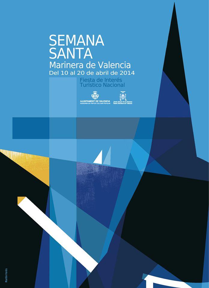 Cartel Semana Santa Marinera 2014