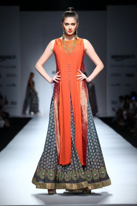 All the Looks From Virtues by Viral at Amazon India Fashion Week Spring/Summer 2016