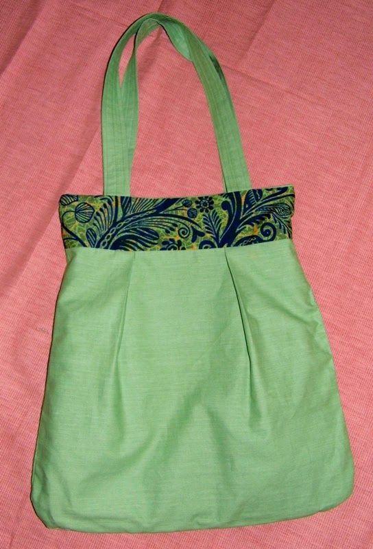 torba, zielona torba