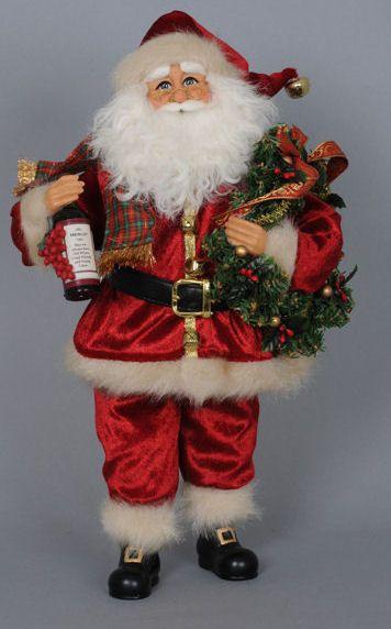 A fun Santa!