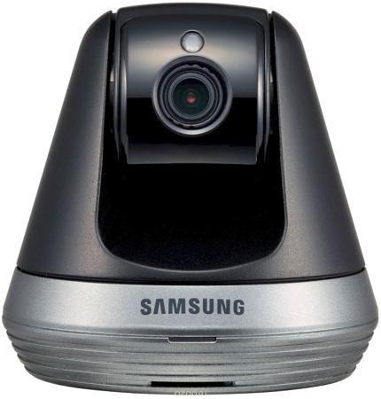 Samsung Видеоняня SmartCam SNH-V6410PN  — 17167р. -------------- Видеоняня от всемирно известной торговой марки Samsung. Оснащена всеми необходимыми функциями для комфортного и безопасного удаленного контроля за ребенком. Wi-Fi видеоняня непрерывно отслеживается звуки и движение в детской комнате. Если ваш малыш расплачется или, проснувшись начнет двигаться, то видеоняня Samsung незамедлительно оповестит вас с помощью уведомления на смартфоне, планшете или персональном компьютере. Видеоняня…