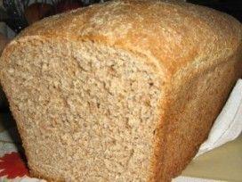 Teljes kiőrlésű kenyér 3. - korpával recept képpel. Hozzávalók és az elkészítés részletes leírása. A teljes kiőrlésű kenyér 3. - korpával elkészítési ideje: 55 perc