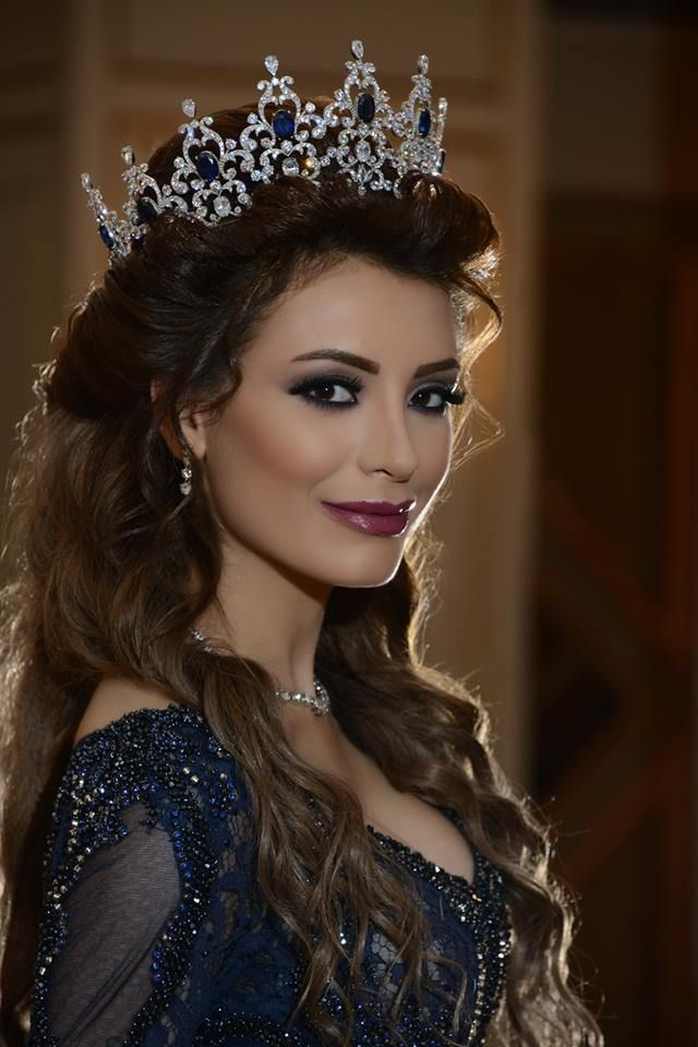 Shene Aziz Ako, 20 years old, will be officially presented as Miss World Kurdistan 2014-2015.