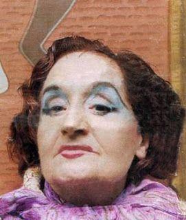 Maruja Mallo. Artista española.