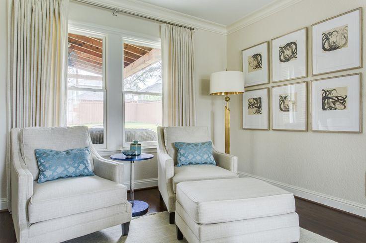 EJ Interiors - Dallas, Texas Living Room PORTFOLIO