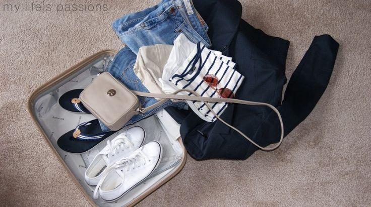 Pakowanie na wakacje, moje rady/ Packing for vacations, my tips.