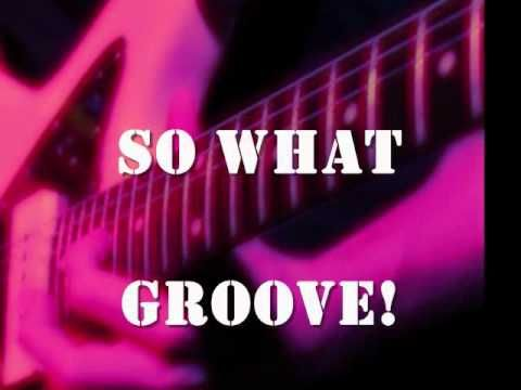 So What Backing Track - Funk Style Modal Jazz in D Minor - YouTube