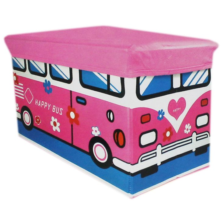 Life Hacks for Kids Toys - Childrens Storage Boxes and other ideas to get rid of clutter. From The Works.