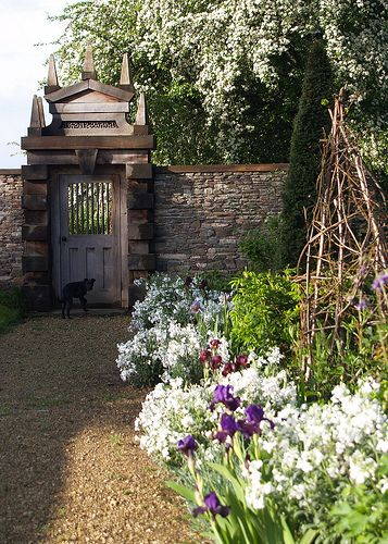 Lovely English Garden.