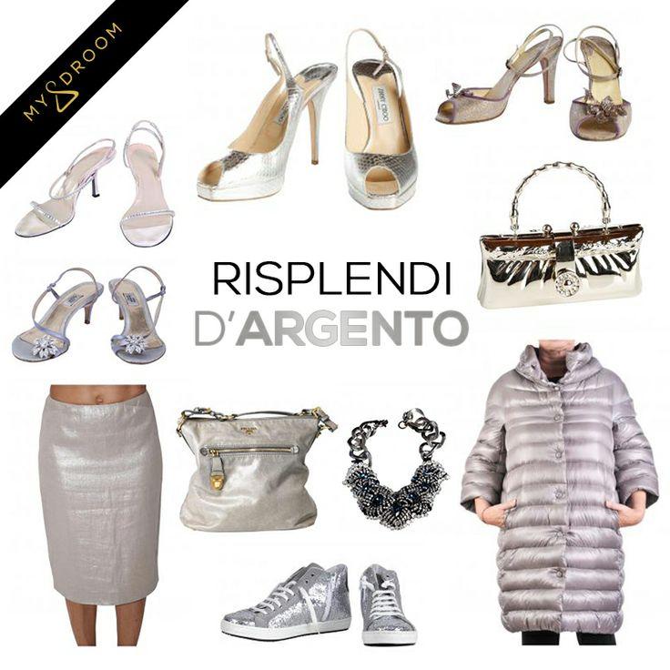 Argento, Moda, Trend, AI13, Silver, Style, Fashion, FW13