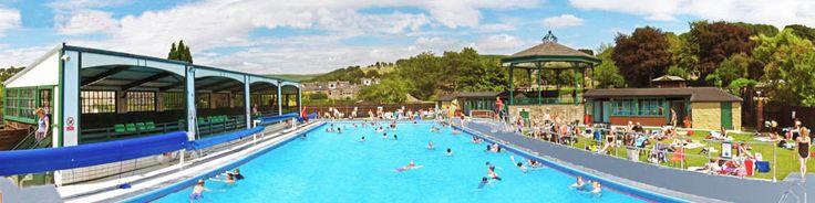 Hathersage Swimming Pool Hathersage Swimming Pool - Best Lido in Britain - Outdoor Pool