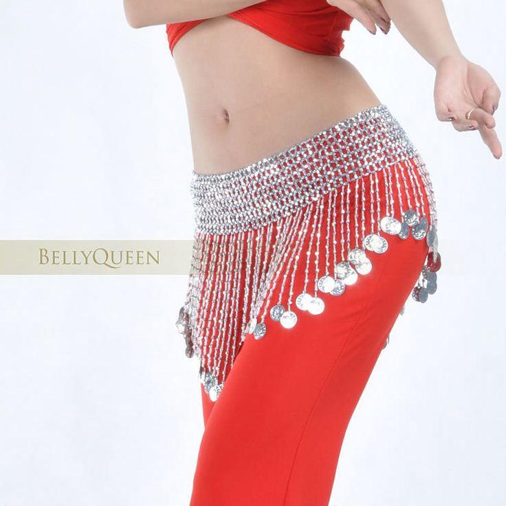 Продвижение бренда темперамент элегантный танец живота танцы аксессуары кисточкой треугольник золотые монеты танец живота пояса купить на AliExpress