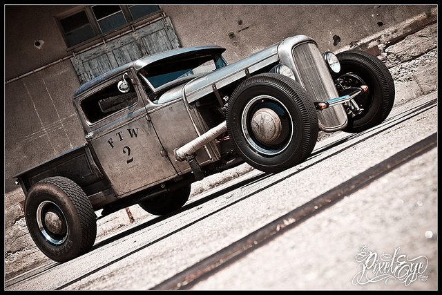 Ford Model A Pickup V by Pixeleye Interactive // Dirk Behlau, via Flickr