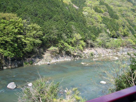 嵯峨野トロッコ列車: