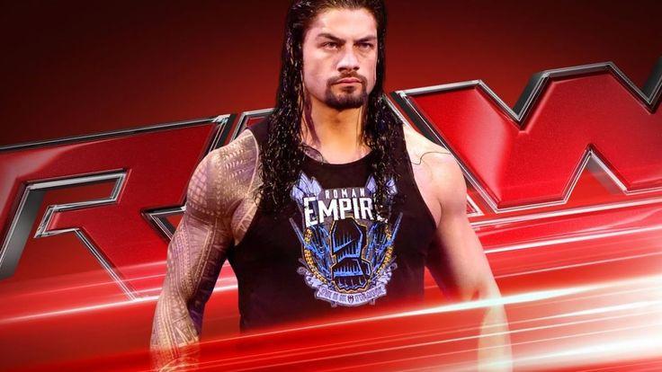 WWE Raw Monday Night 8 August 2016 Part 4 #RAW #vegan #organic #healthy #skincare #health #natural #food