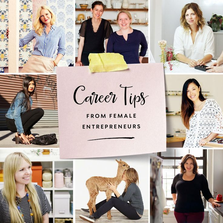 A CUP OF JO: 20 career tips from entrepreneurs