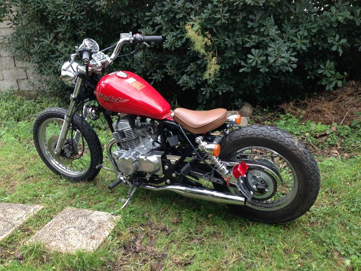 1986 honda rebel bobber google search cruisin 39 pinterest honda search and bobbers. Black Bedroom Furniture Sets. Home Design Ideas