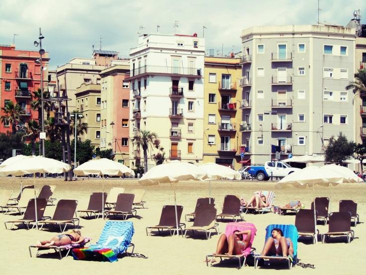 Barcelona Beachfront, Spain