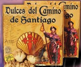 Pastas del Camino de Santiago. El Beato.    Variedad: nata.    Envase de 300 g.  Caja de 10 unidades.