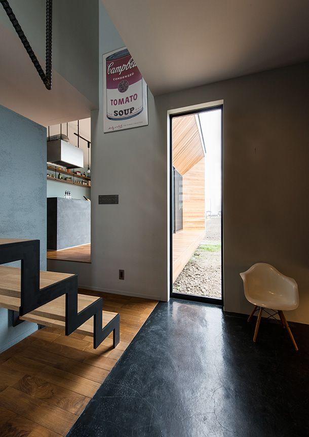 ノスタルジックな風景の家・間取り(埼玉県) | 注文住宅なら建築設計事務所 フリーダムアーキテクツデザイン