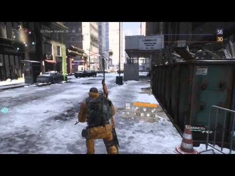 Tom Clancy's The Division - cheats ? 27 march - shadow zone