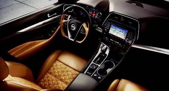 2017 Nissan Maxima Platinum Price