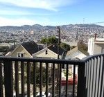 1 bedroom Condo Rental in San Francisco from $199/nt - The Veranda Penthouse-Remodeled 1BR/1BA 2 ppl max.