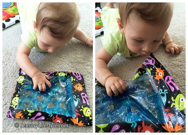 Top 10 Sensory Activities for your 5 month old