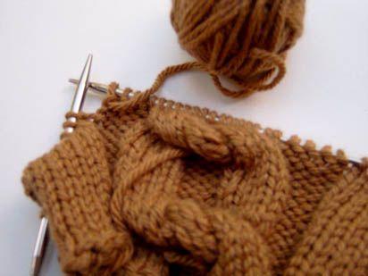 Not Those Pesky Knots, But Those How'd You Do It Knots? | Colorful Stitches