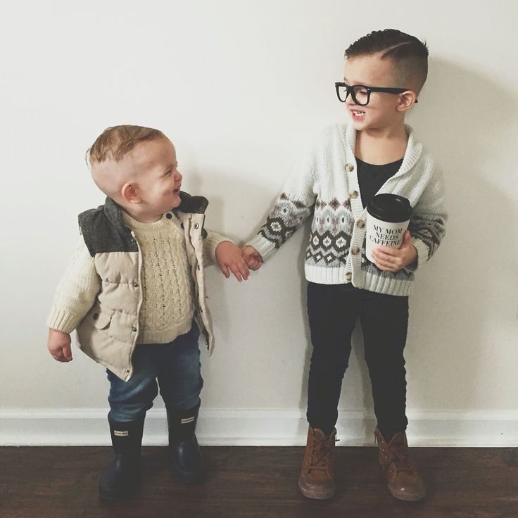 Toddler boy fashion via @sarahknuth on Instagram.
