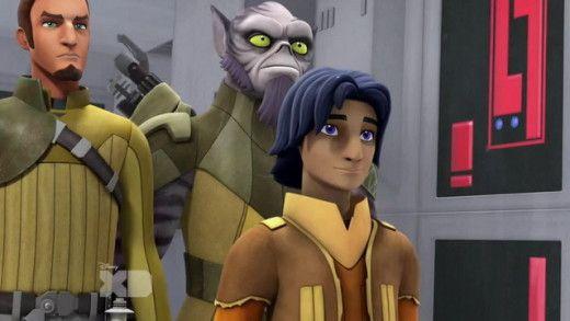 Watch Star Wars Rebels Full Episodes Online For Free!
