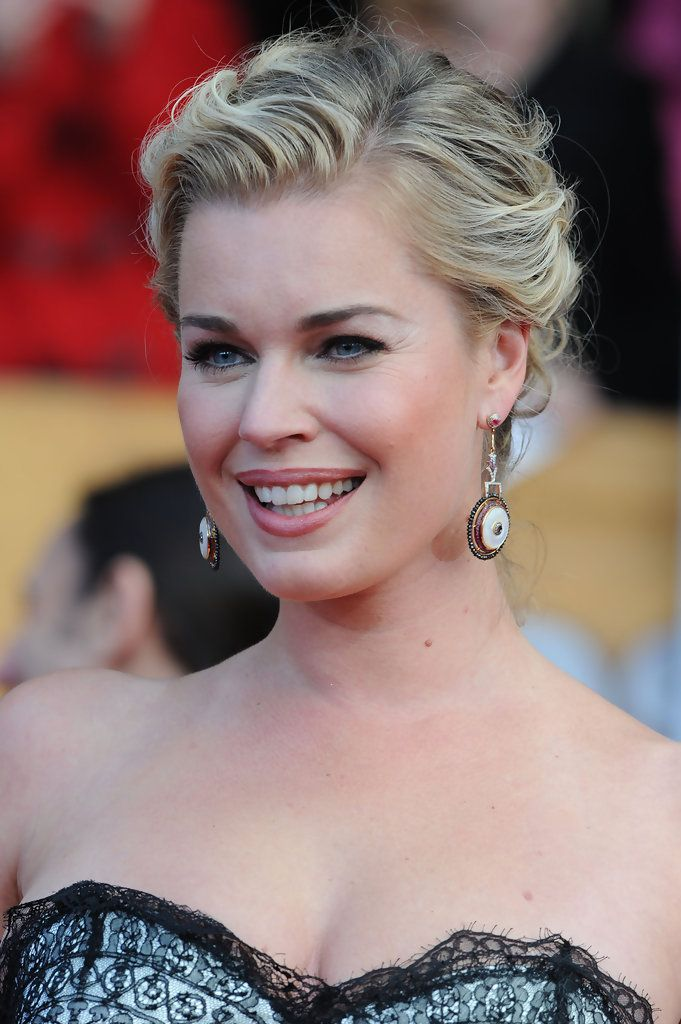American Actress Rebecca Romijn ...hollywood celebrity...